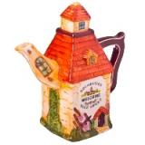 Чайник заварочный, керамика, 900мл, Милый дом