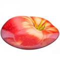 Салатник стекло, 25,4см, Спелый томат, TM2010