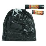 Мешки д/мусора ПНД 60см х 80см пов. прочн с зав. Komfi 60л 30шт. голубой