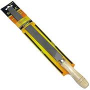 Напильник с дерев. ручкой плоский 250мм