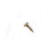 Шуруп универсальный желтый 4x16мм, (30 шт), 103317