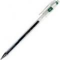 Ручка гел. Crown 0.5мм. зел.