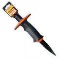 зубило-керн, 254 мм, трехкомпонентная эргономичная рукоятка, защитный протектор