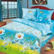 Одеяло детское 110*140, трикотажное полотно/волокно бамбука