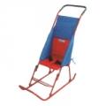 Санки-коляска Тимка 1 ремень безопасн.