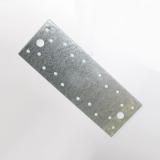 Пластина крепежная 180*55*2 мм оцинк 012004