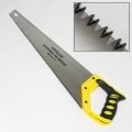 Ножовка по дереву 450мм,закаленный зуб,трехстор.заточка