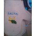 Рукавица для сауны Sauna
