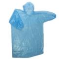 Дождевик-плащ глянцевый Rainy day, рукава на резинках, полиэтилен, 50х125см, микс