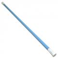 Палка для ванной 2,6м голубая