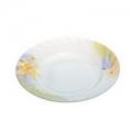 Тарелка суповая опаловое стекло Артемида 202мм 250мл HSP 80