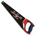 Ножовка по дереву 450мм.тефлон (У8Г-SK5) 3D заточка, 7-8 TPI (Black lux)