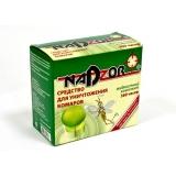 Комплект для уничтожения комаров: жидкость+универс. фумигатор в инд. упак. Nadzor/30