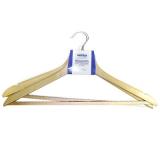 Набор вешалок деревянных 45см WCH66NF