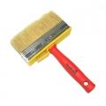 Кисть мини-макловица пластиковая ручка натуральная щетина 40*140