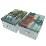Бокс для хранения с рисунком 3D ПВХ 22,5х31,5х15см А126
