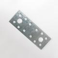 Пластина крепежная 100x35x2мм, оцинк, 012002