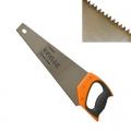Ножовка по ламинату, 360мм, закаленный зуб, двухстор заточка,(чистый пропил,16 зубьев на дюйм)