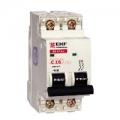Выключатель автоматический ВА 47-63, 2Р 25А (С) 4,5kA EKF PROxima