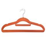 Набор вешалок 3шт 42x22,5x5,5см оранжевый LSG-032