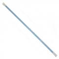 Палка для ванной 2 м голубая
