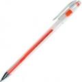 Ручка гел. Crown 0.7мм. оранжевая