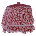 Насадка прямоугольная из плетенной микрофибры прошитая 140гр микс