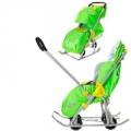 Санки-коляска Ника детям 7 Гирлянда
