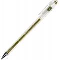 Ручка гел. Crown 0.7мм. золото металлик