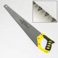 Ножовка по дереву 500мм,закаленный зуб,двустор.заточка