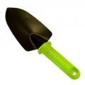 Совок посадочный широкий с пластиковой ручкой