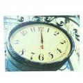 Часы-картина Старинные часы 29x39см дерево/пластик GC Design