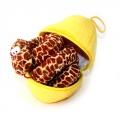 Мягкая игрушка Змея с сумочкой, тигровая, 75см, GS8679/K/C5