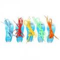 Шнурки цветные пара, арт НС -019