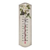 Термометр Ретро на блистере, МДФ, дерево, 26х7см, 4 дизайна