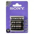 Элемент питания Sony R6 б/б /40