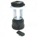 Фонарь аккумуляторный кемпинговый с люминисцентной лампой 02.21.102 c пультом