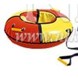 Тюбинг ТБ1К 850 красный с желтым