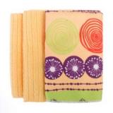 Набор салфеток из микрофибры 3 шт для дома 30х30см, RS08-P059-1