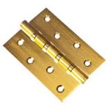 Петля 4х3х2,2мм 4ВВ sb матовое золото