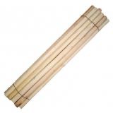 Черенок D40(38) мм для лопат и вил ,1 сорт, 1,5м/20