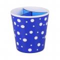 Подставка под столовые приборы Горошек(бело-сини)