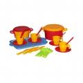 Набор детской посуды Хозяйка (4 персоны)