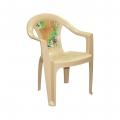 Кресло Летний день бежевый