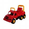 Машинка детская Весёлые гонки(для мальчиков) красный
