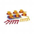 Набор детской посуды Хозяйка (чайн.6 перс)