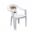 Кресло Винтаж белый