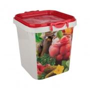 Емкость пл 25 л д/овощей