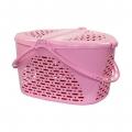 Корзина для пикника М1540 розовый