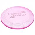 Фрисби, летающая тарелка, пластик, d22,5 см, микс, арт. NX-0065